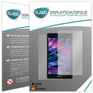 "4 x Slabo Displayfolie für Medion Lifetab P7332 (MD 99103) Displayschutzfolie Zubehör ""No Reflexion"" MATT - MADE IN GERMANY"
