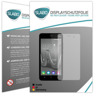 "2 x Slabo Displayfolie für Wiko Lenny 3 Displayschutzfolie Zubehör ""No Reflexion"" MATT - MADE IN GERMANY"