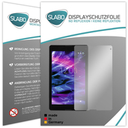 "2 x Slabo Displayschutzfolie Medion Lifetab P8502 Displayschutz Schutzfolie Folie ""No Reflexion