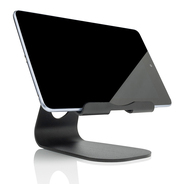 "Slabo Tablet Holder Stand for iPad Pro | iPad Air | iPad | iPad mini | Tablet ""Aluminum"" - BLACK"